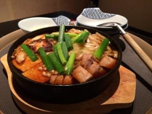 ゆるり屋 葱鮪鍋