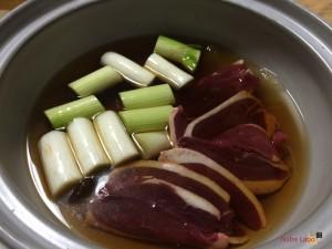 カナール鴨鍋セット