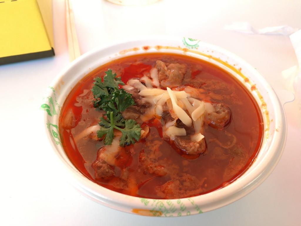 米沢牛スジトマト鍋ー:山形県